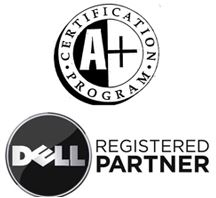 A+ Certified and Dell